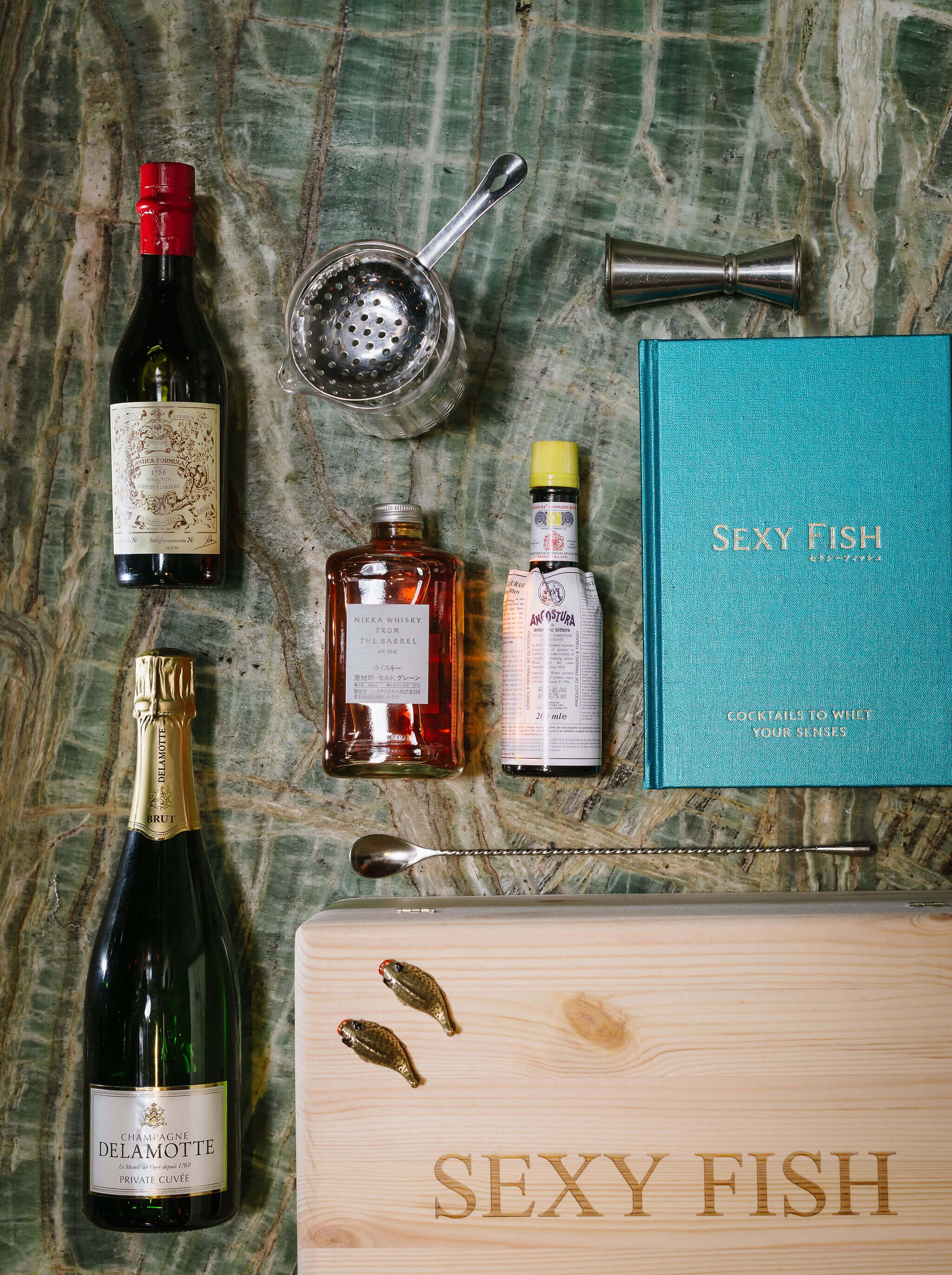 Sexy Fish Cocktail Hamper