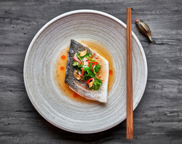 Sexy Fish is a trendy restaurant in Mayfair offering a 4 course set menu for lunch